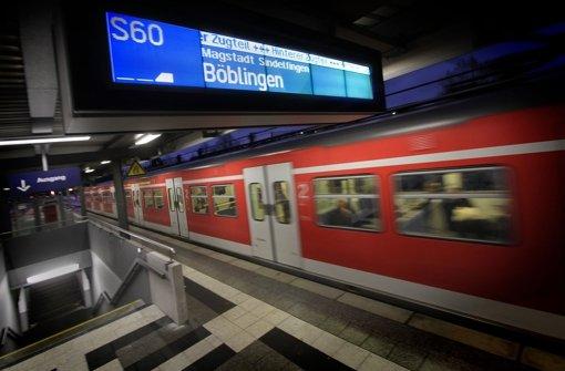 S-Bahn bringt Schwung ins Netz