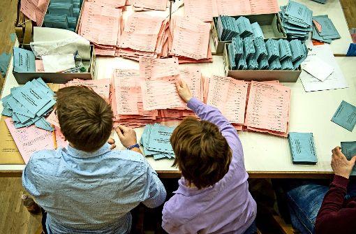 Mehr Anträge auf Briefwahl als je zuvor