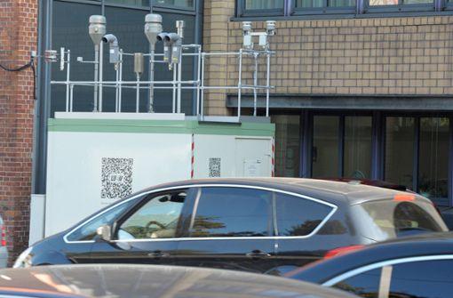Beim Fahrverbot drohen Datenschutz-Probleme