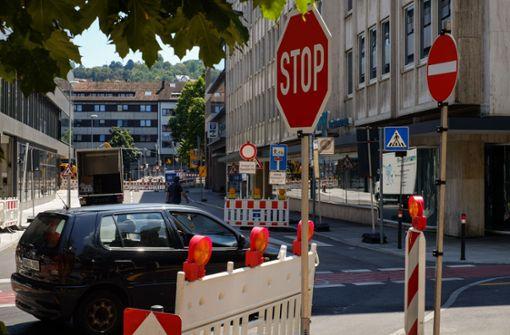 Verfahrene Lage im Stuttgarter Süden