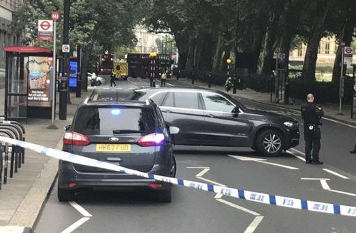 Polizei ermittelt wegen Terrorverdachts