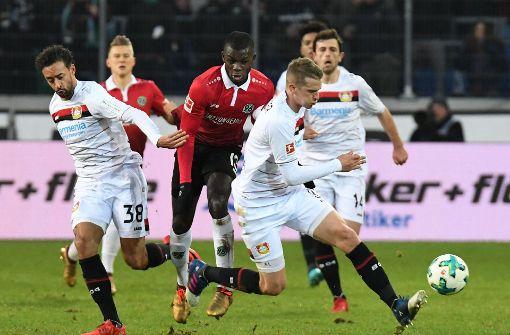 Hannover und Leverkusen bieten beste Fußball-Unterhaltung