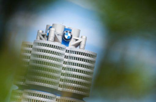 BMW-Spitze gesteht Diesel-Fehler ein