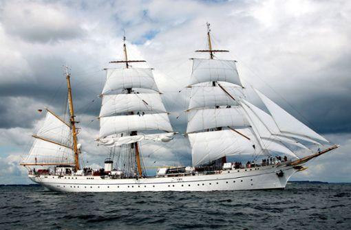 Korruptionsverdacht bei Reparatur des Segelschulschiffs