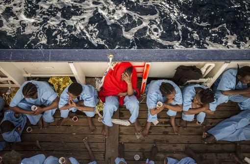 EU will Mittelmeerroute schließen