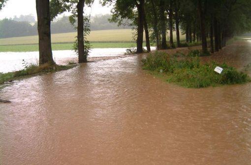 Mit dem Damm könnte auch ein Radweg gebaut werden