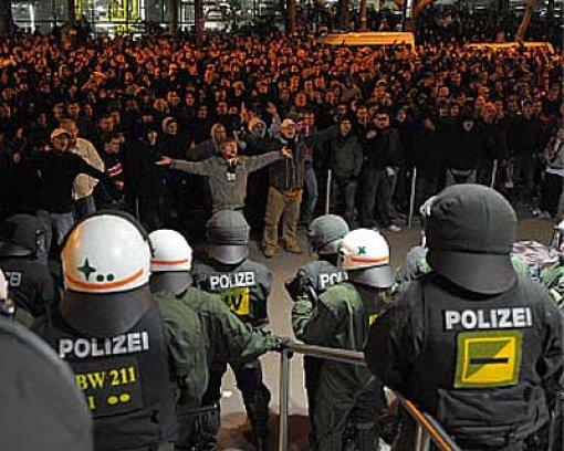 Der VfB und die Angst vor den eigenen Fans