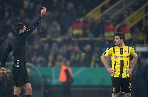 Dortmund gegen Hertha im Pokal-Viertelfinale