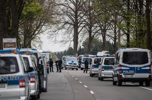 Festgenommener Verdächtiger stammt aus Wuppertal