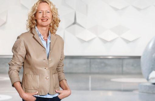 Daimlers Kunstchefin setzt auf Stöhr Weber