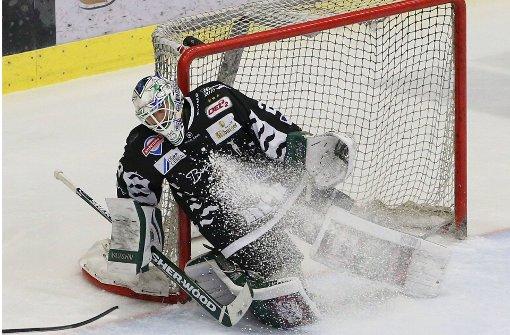Der Dauerbrenner im Eishockeytor