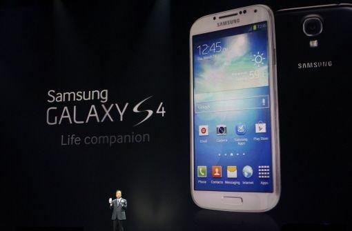 Samsung bläst zum Angriff auf Apple