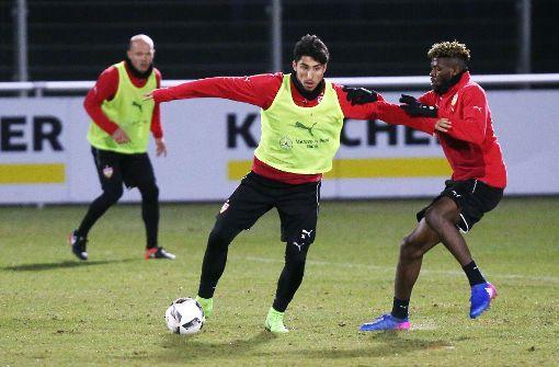Werner zurück im Training, zwei Spieler nicht dabei