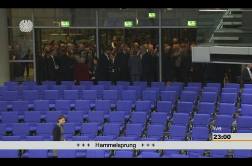 AfD revanchiert sich für Nicht-Wahl von Reusch