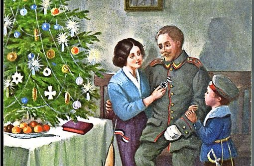Weihnachten im Zeichen der Kriegspropaganda