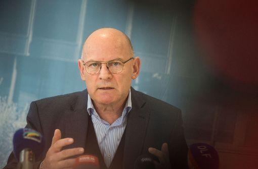 Hermann fordert erneut blaue Plakette