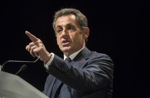 Sarkozy erhebt Vorwurf der Verleumdung