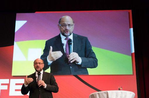 Schulz will die SPD erneuern