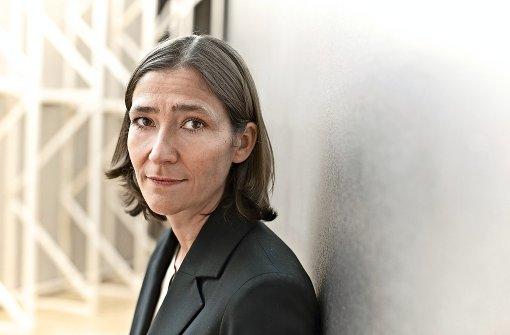 International gefragte Kunstvermittlerin: Susanne Gaensheimer Foto: Ribeiro Alvez