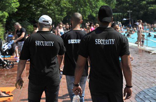 Stuttgart schafft Freibad-Sheriffs wieder ab
