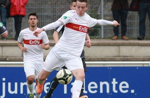 VfB Stuttgart II gibt Spiel aus der Hand