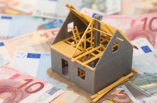 Der Staat verdient am Immobilienboom mit. Foto: dpa-tmn
