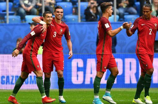 Portugal nach Sieg gegen Neuseeland im Halbfinale