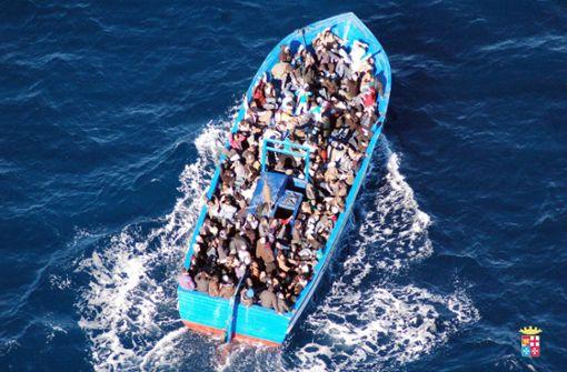 Mindestens 46 Bootsflüchtlinge ums Leben gekommen