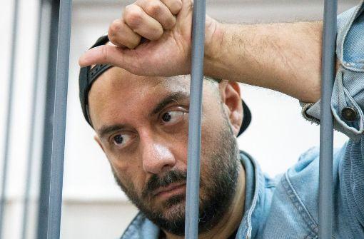 Der russische Regisseur Kirill Serebrennikow steht in Moskau unter Hausarrest und Kontaktsperre. Foto: AP