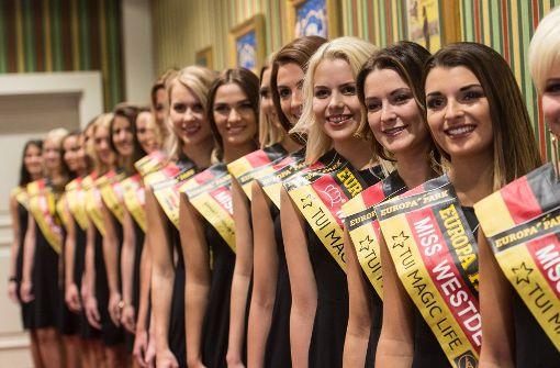 """Die """"Miss-Germany""""-Wahl geht in die heiße Phase"""