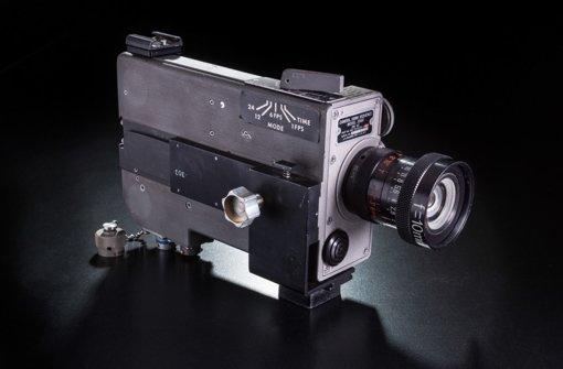 Witwe findet Kamera von Mondlandung
