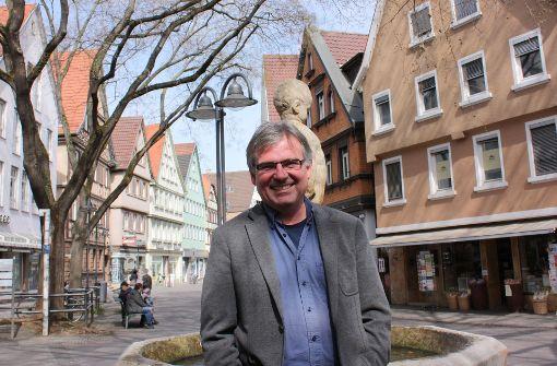 """Schultes berichtet über die """"Zukunft Bad Cannstatts"""""""