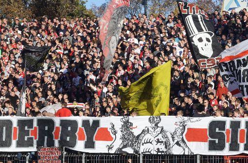 Derby gegen den KSC ist ausverkauft