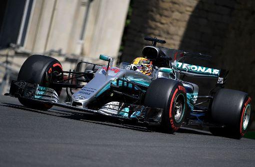 Hamilton holt Pole, Vettel Vierter