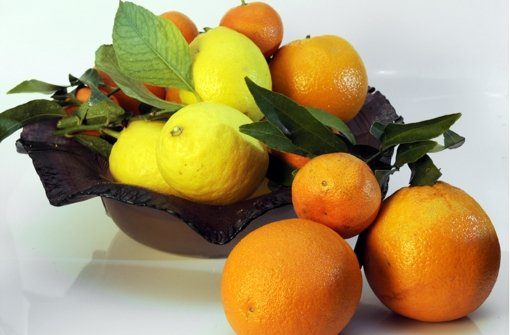 Wenn Obst  depressiv macht