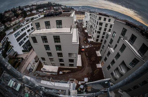 Rekordpreise für Wohnungen