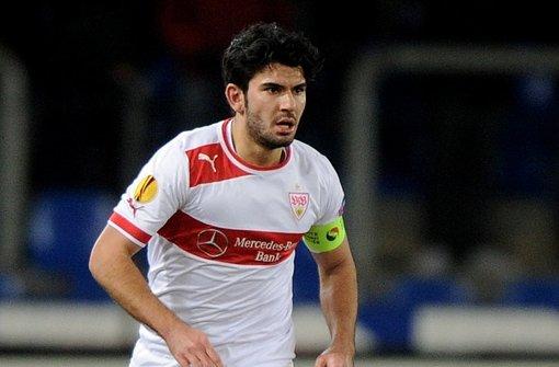 Serdar Tasci kann sich vorstellen, wieder für den VfB Stuttgart aufzulaufen. Foto: dpa