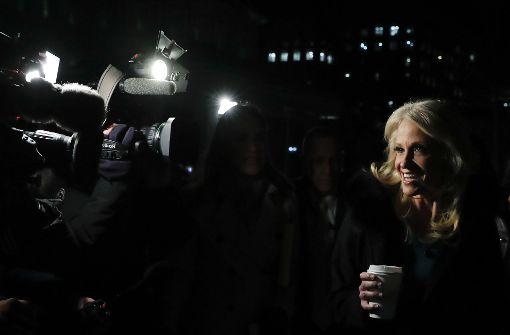 Trump-Gegner feiern Gerichtsbeschluss
