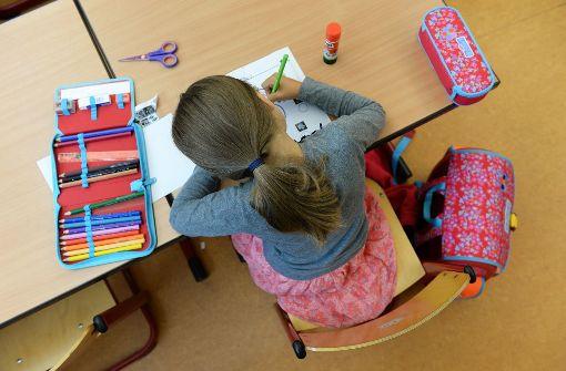 Baden-Württembergs Grundschüler haben sich massiv verschlechtert