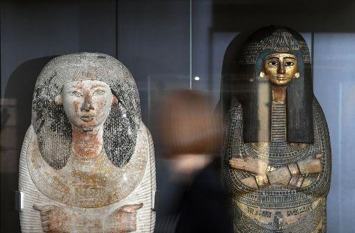 Ausflug ins Alte Ägypten