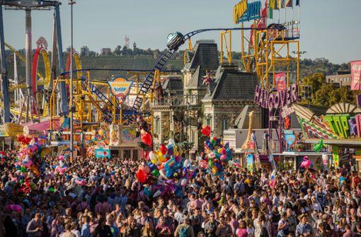 Vier Millionen Gäste beim Jubiläumsvolksfest – Weniger Straftaten