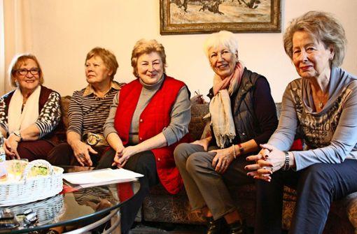 Warum diese Frauen ein Näschen für  Geldgeschäfte haben
