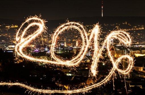 Ist 2016 ein Jahr, das glanzvolle Aussichten bereit hält? Foto: dpa