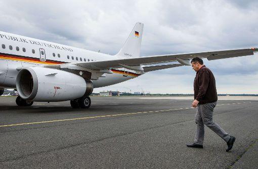 Gabriel überraschend zu Besuch in Libyen eingetroffen