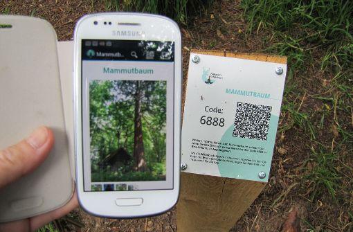 Das  Smartphone wird zum digitalen Wanderführer