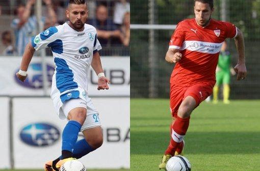 Zwei Stürmer-Typen, ein Ziel: Derbysieg