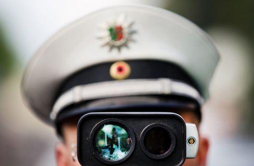 Polizei sagt Blitzmarathon ab