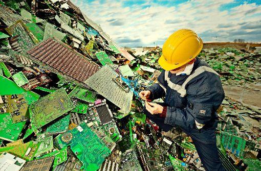 Hersteller erschweren die Reparaturen