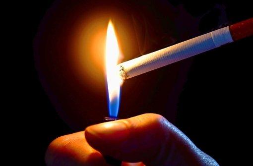 Industrie will    Raucher schonen