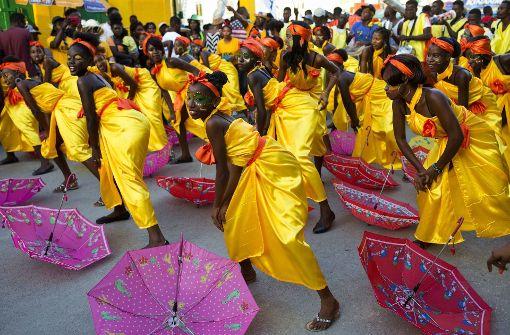 Karneval in der Karibik